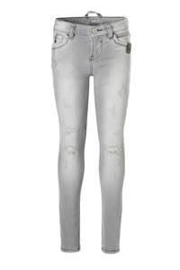 LTB skinny jeans Cayle met slijtage details sound grey wash, Sound grey wash
