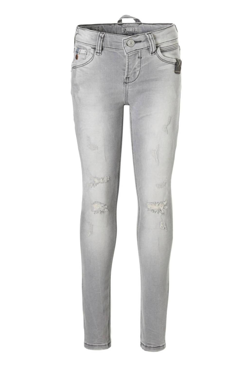 LTB skinny jeans grijs, Grijs