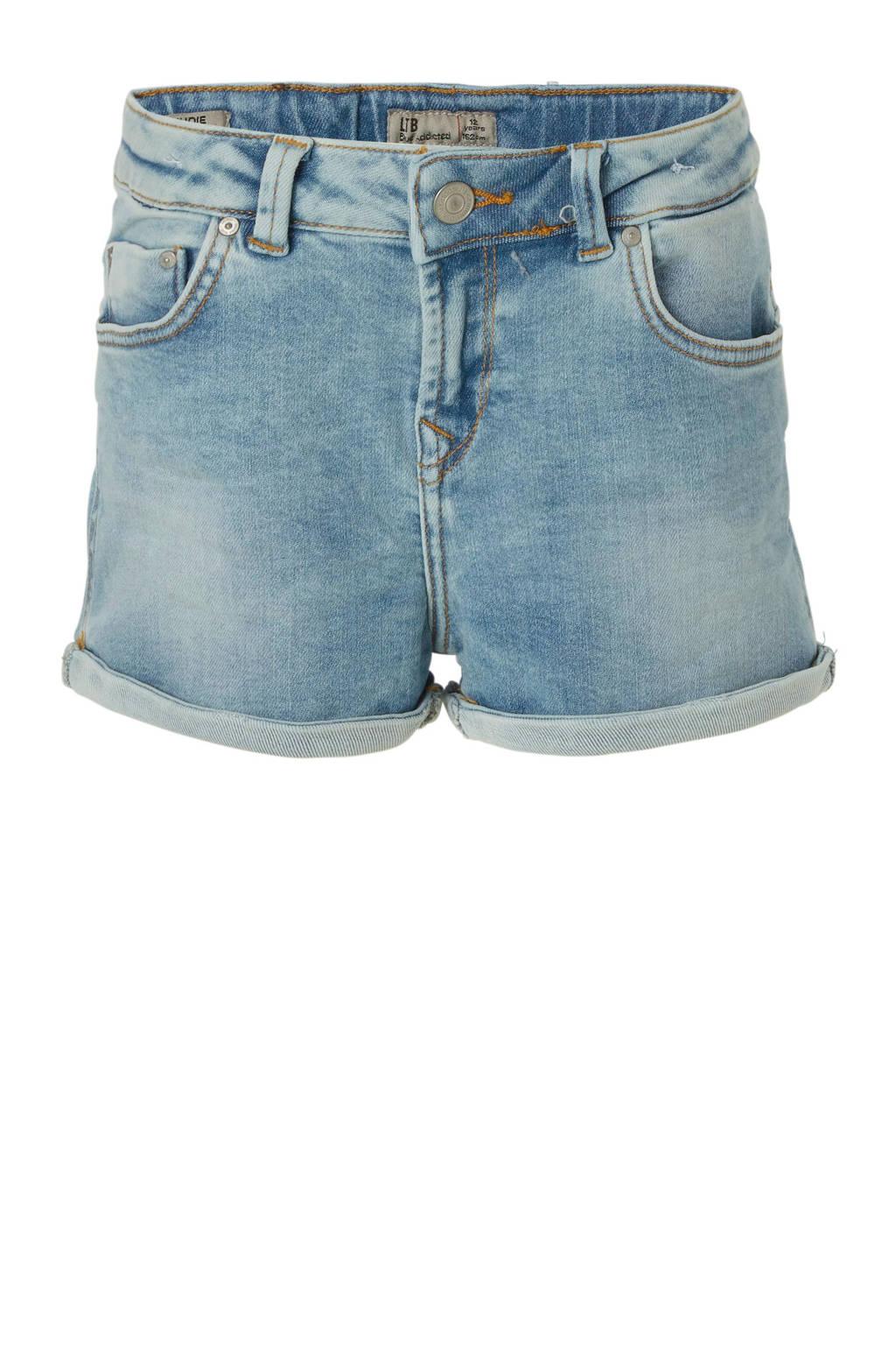 LTB jeans short Judie, Light denim