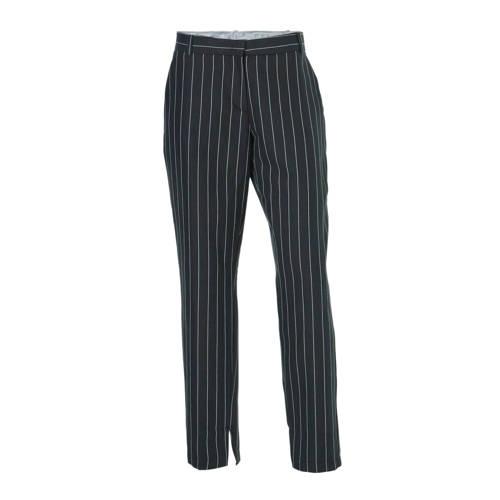 Summum Woman slim fit pantalon blauw kopen