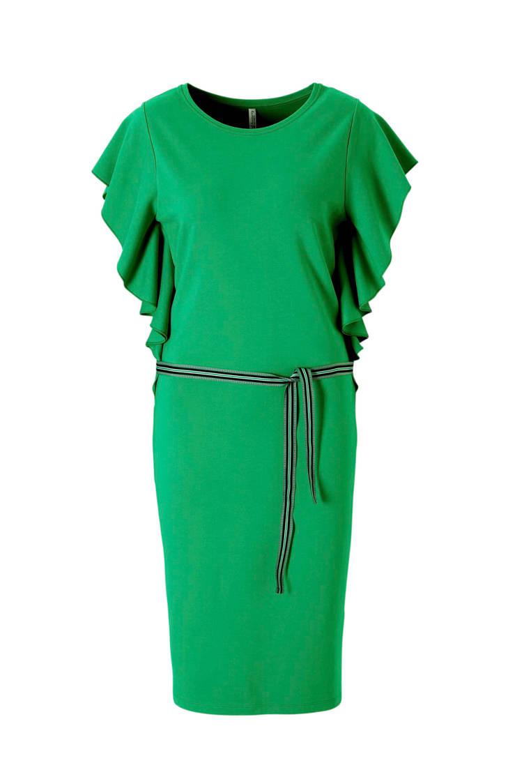 Woman groen Summum Summum Woman jurk jurk groen nqOUTU