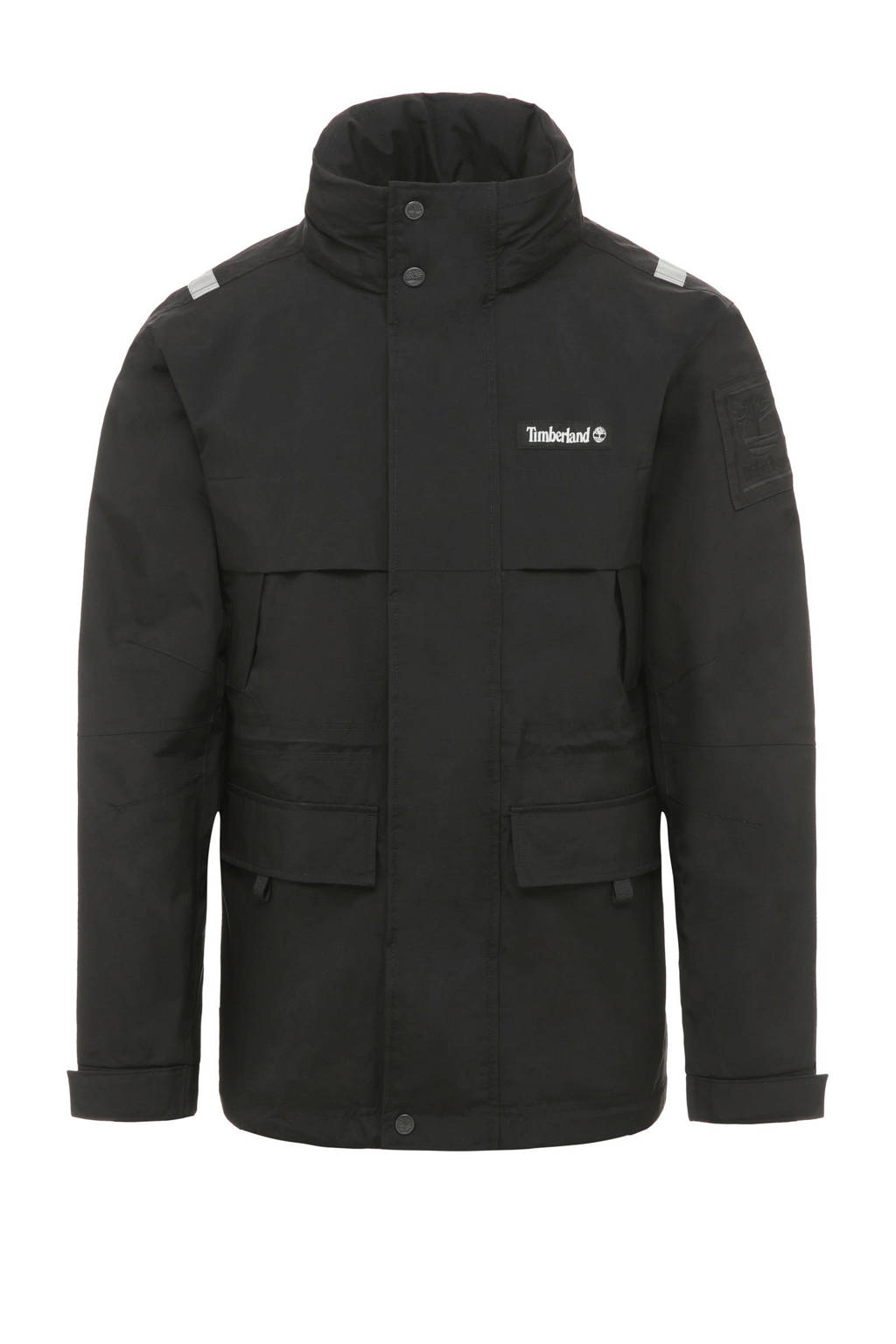 Timberland winterjas zwart, Zwart