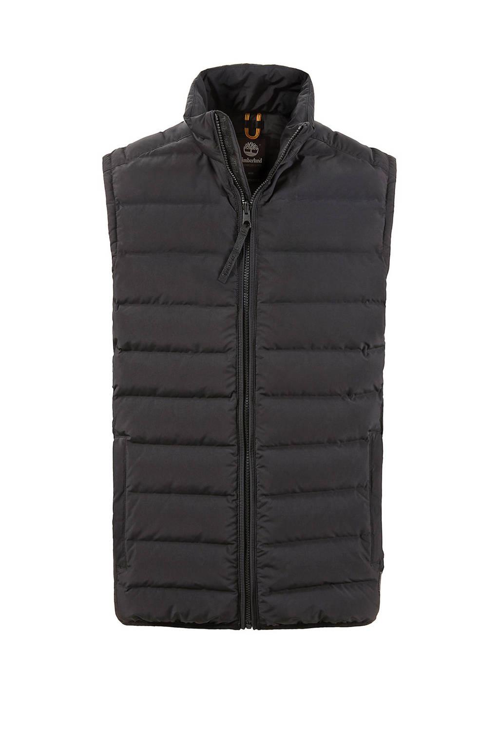 Timberland bodywarmer zwart, Zwart