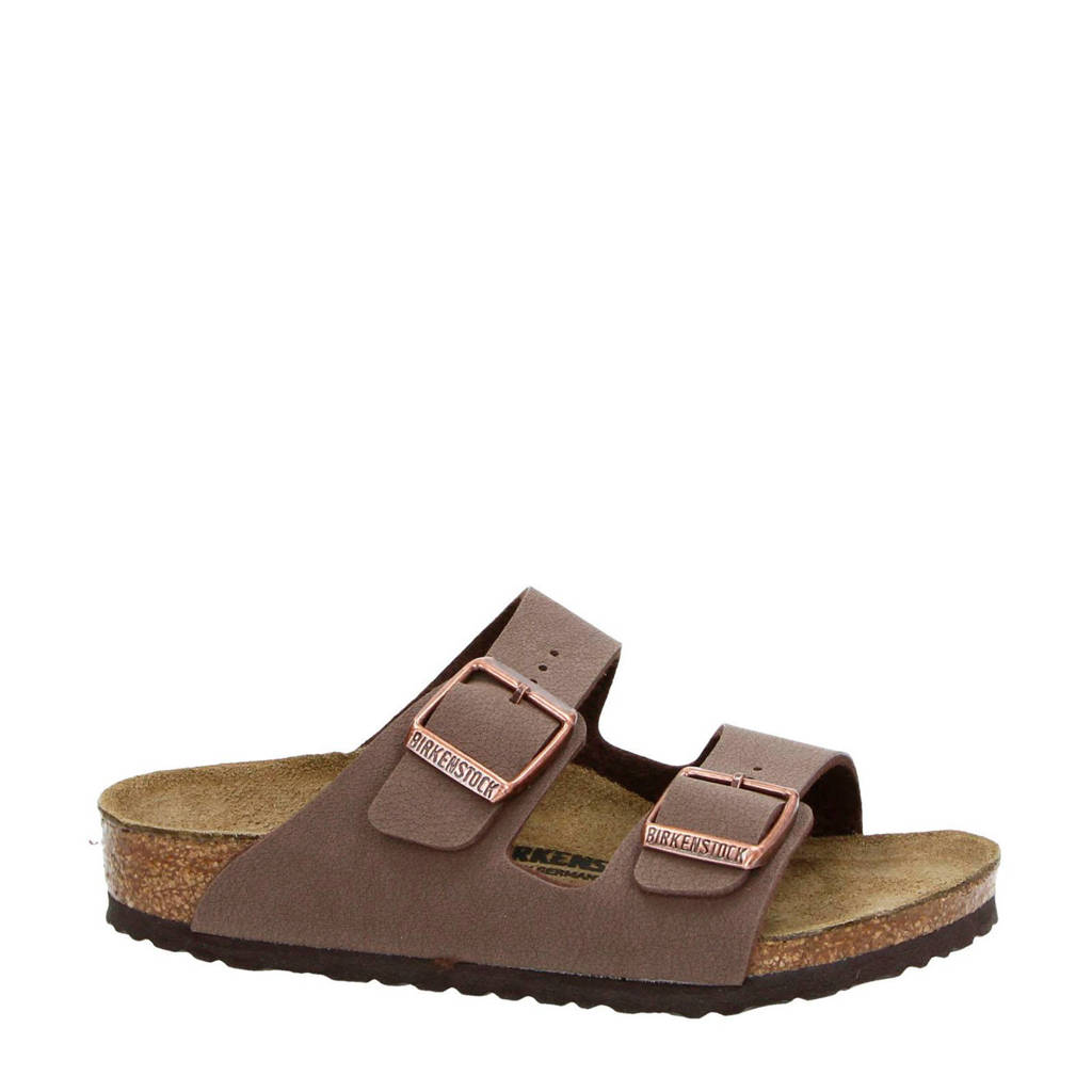 Birkenstock Arizona slippers bruin, Bruin