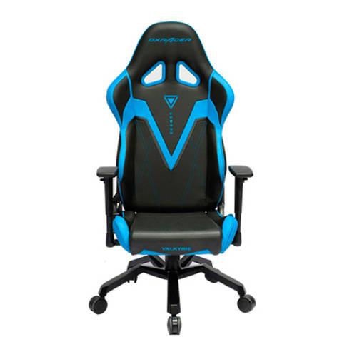 DXRacer Valkyrie V03-NB gamestoel zwart/blauw kopen
