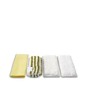 microvezel doekenset voor in de badkamer