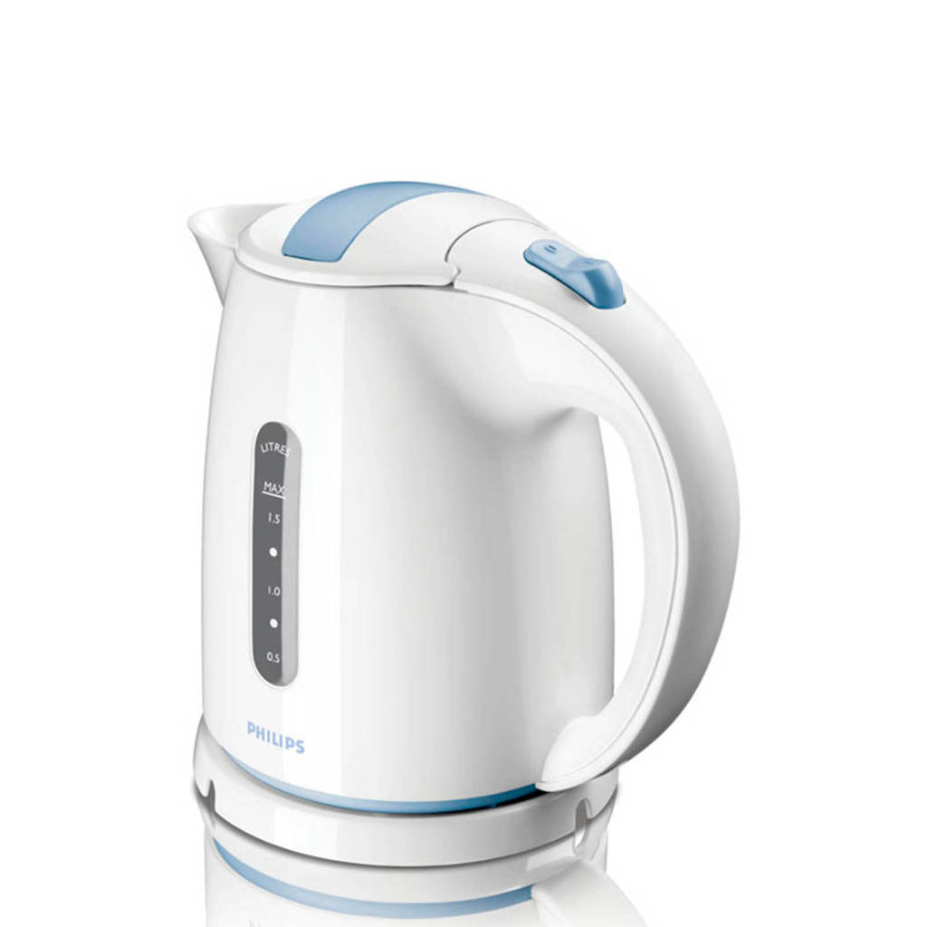 Philips HD4646/70 Daily Collection waterkoker, Blauw, wit