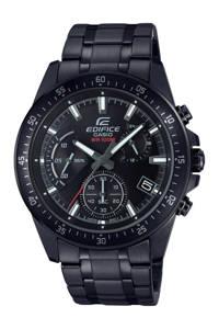Edifice horloge EFV-540DC-1AVUEF zwart, Zwart