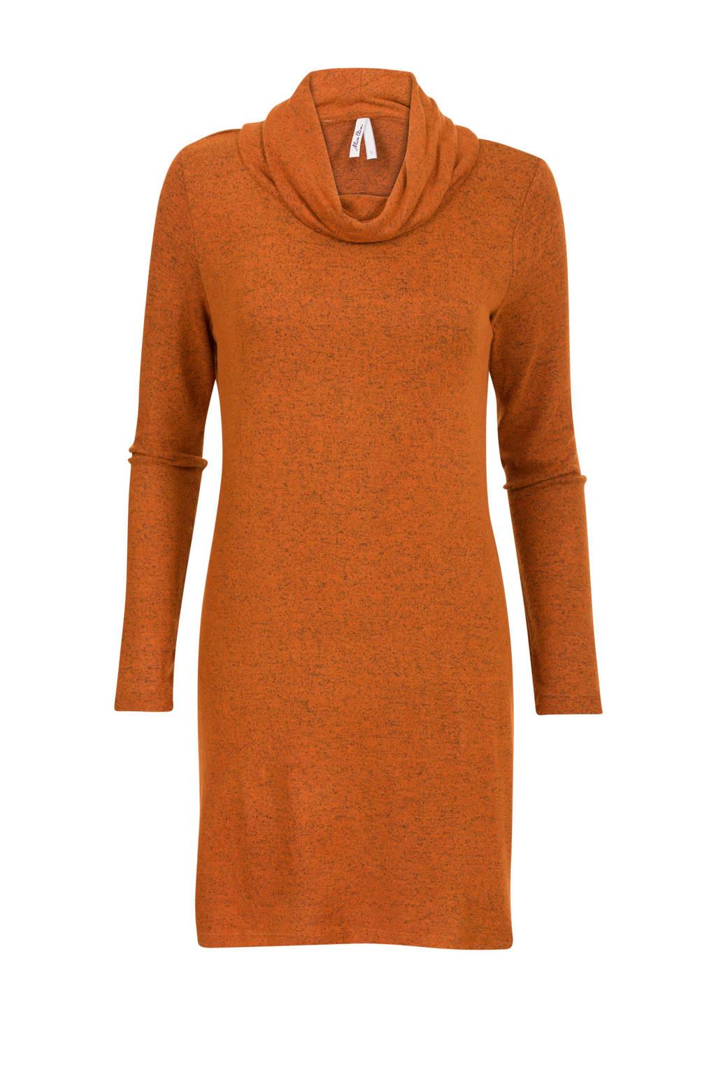 Miss Etam Regulier jurk bruin, Bruin