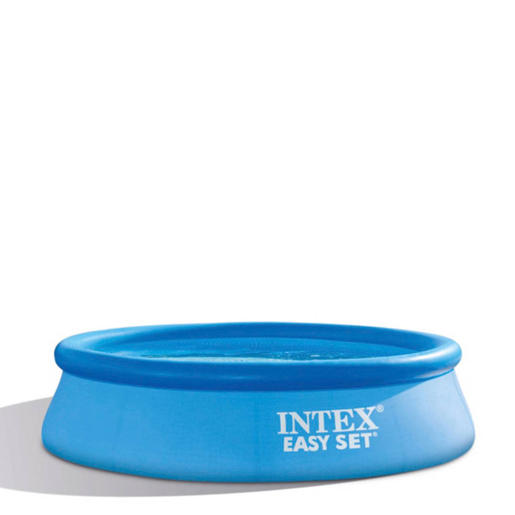 Intex Easy Set zwembad (Ø305x76 cm) met filterpomp, Blauw