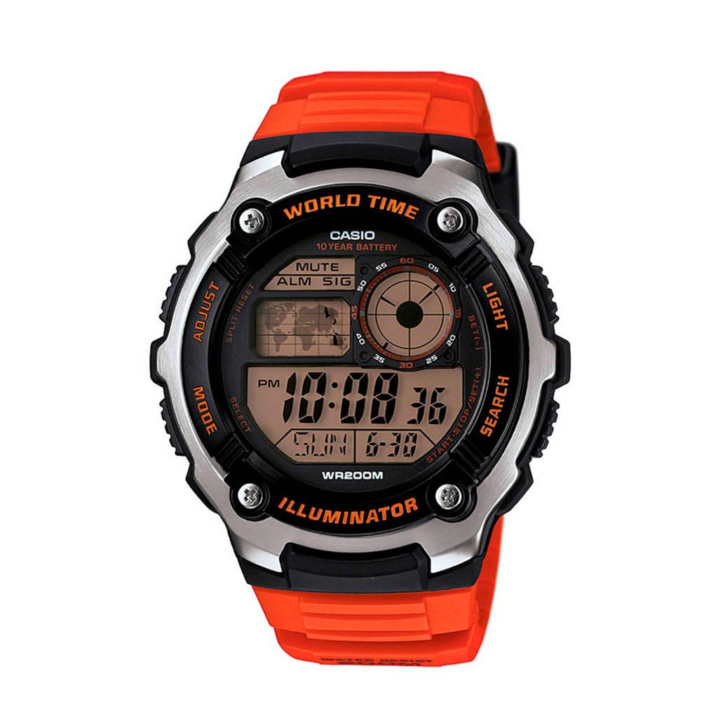 Casio horloge, Oranje