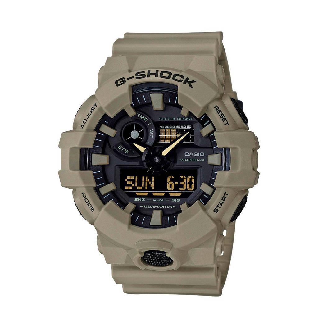G-shock horloge, Groen