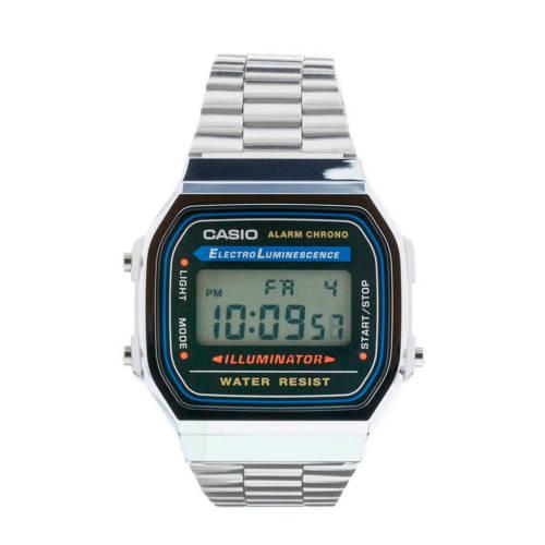 Casio horloge A168WA-1YES