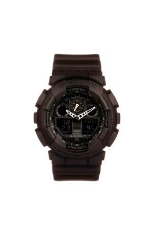 horloge GA-100-1A1ER