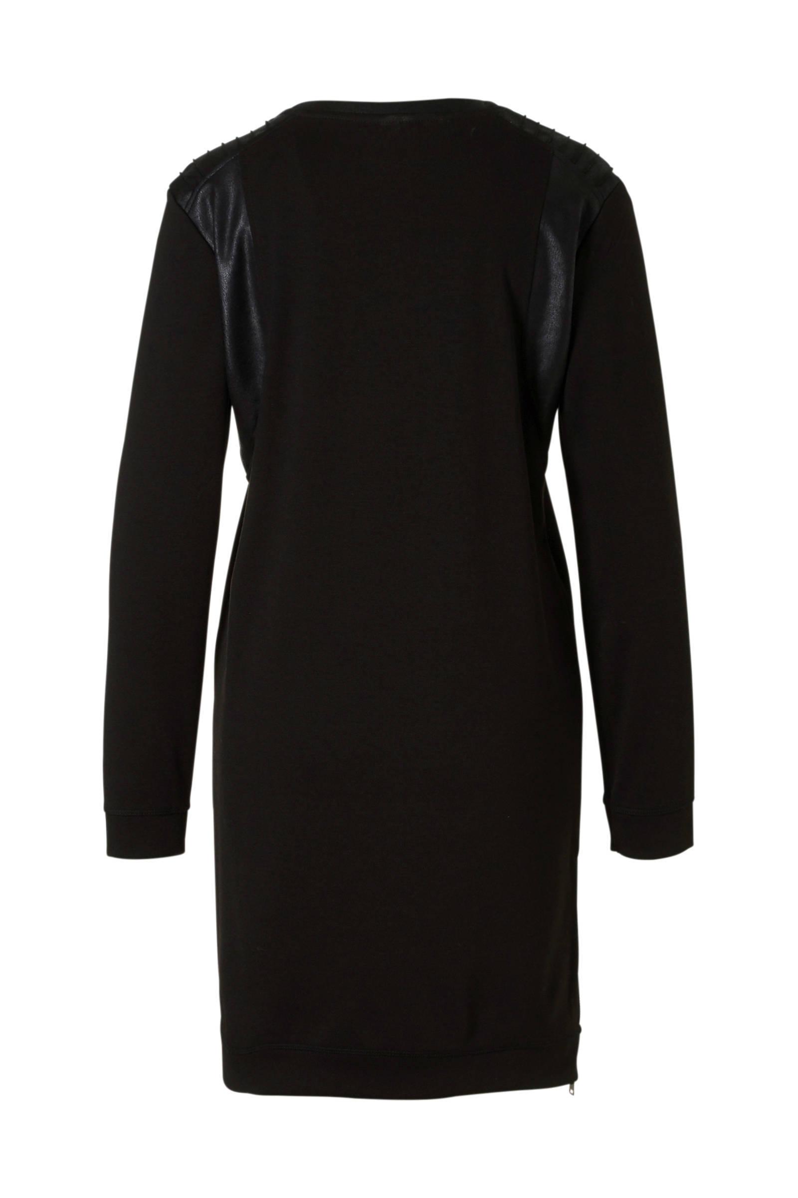 VERO MODA details jurk met coated A80dxArqw