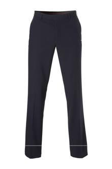 Angelo Litrico slim fit pantalon marine