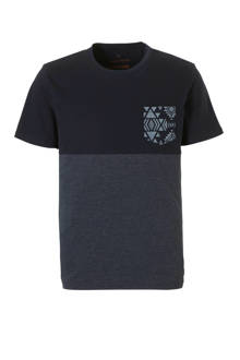 Angelo Litrico T-shirt donkerblauw
