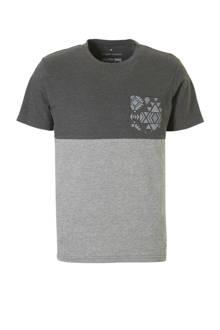 Angelo Litrico T-shirt grijs