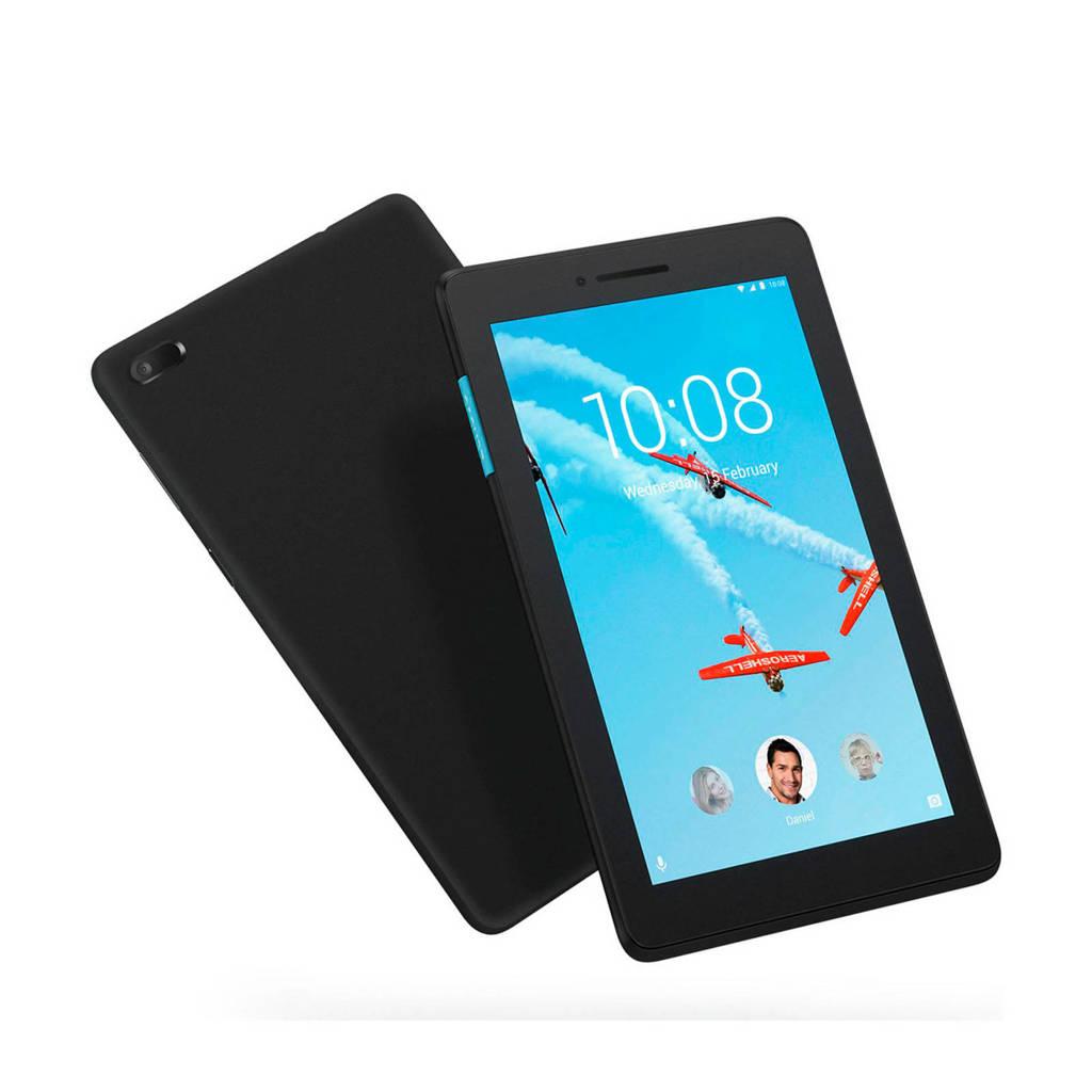 Lenovo TAB-7104F 1GB-16GB BL 7 inch tablet, Zwart