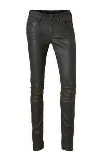 G-Star RAW skinny fit coated jeans  (dames)
