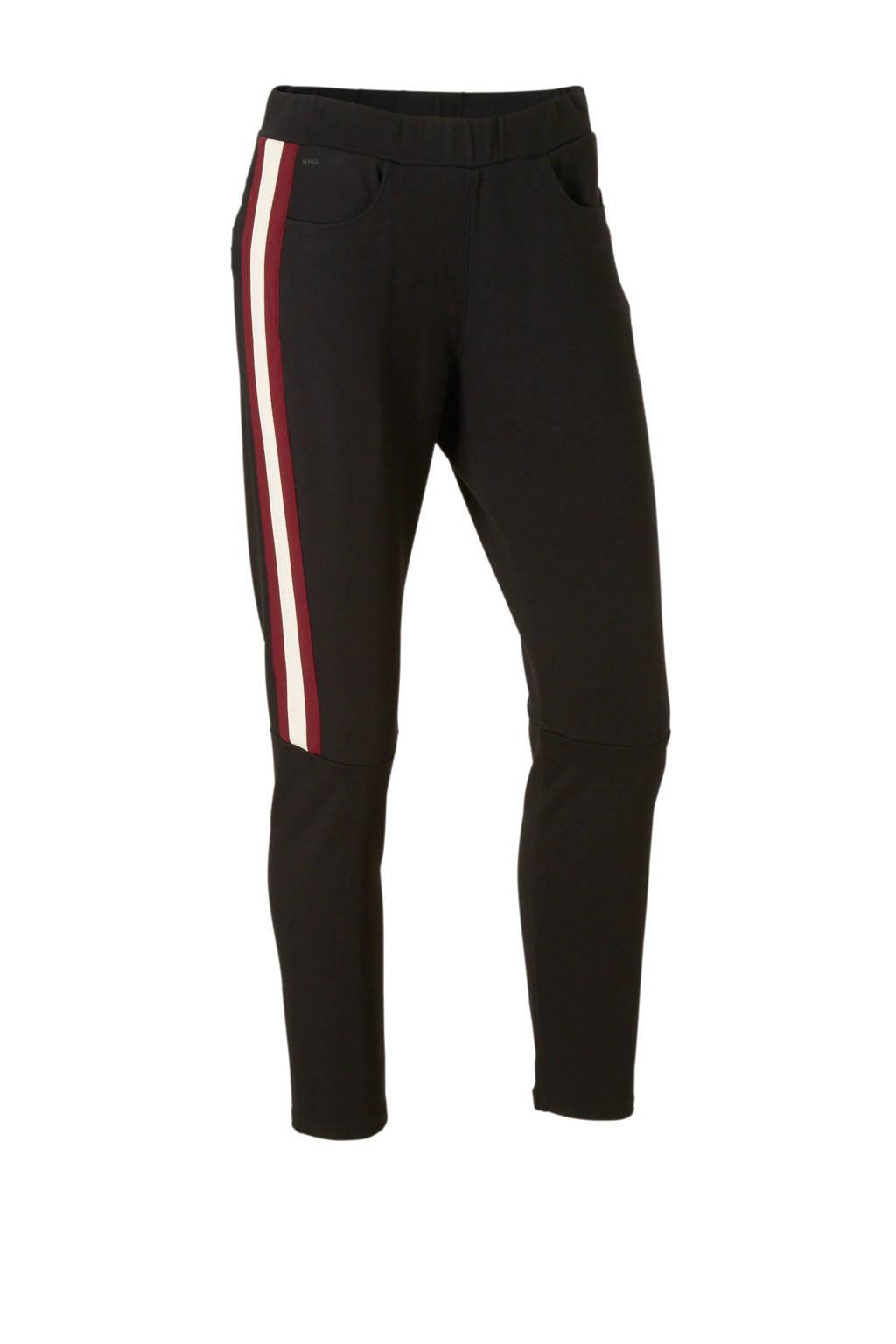 G-Star RAW skinny fit broek, Zwart