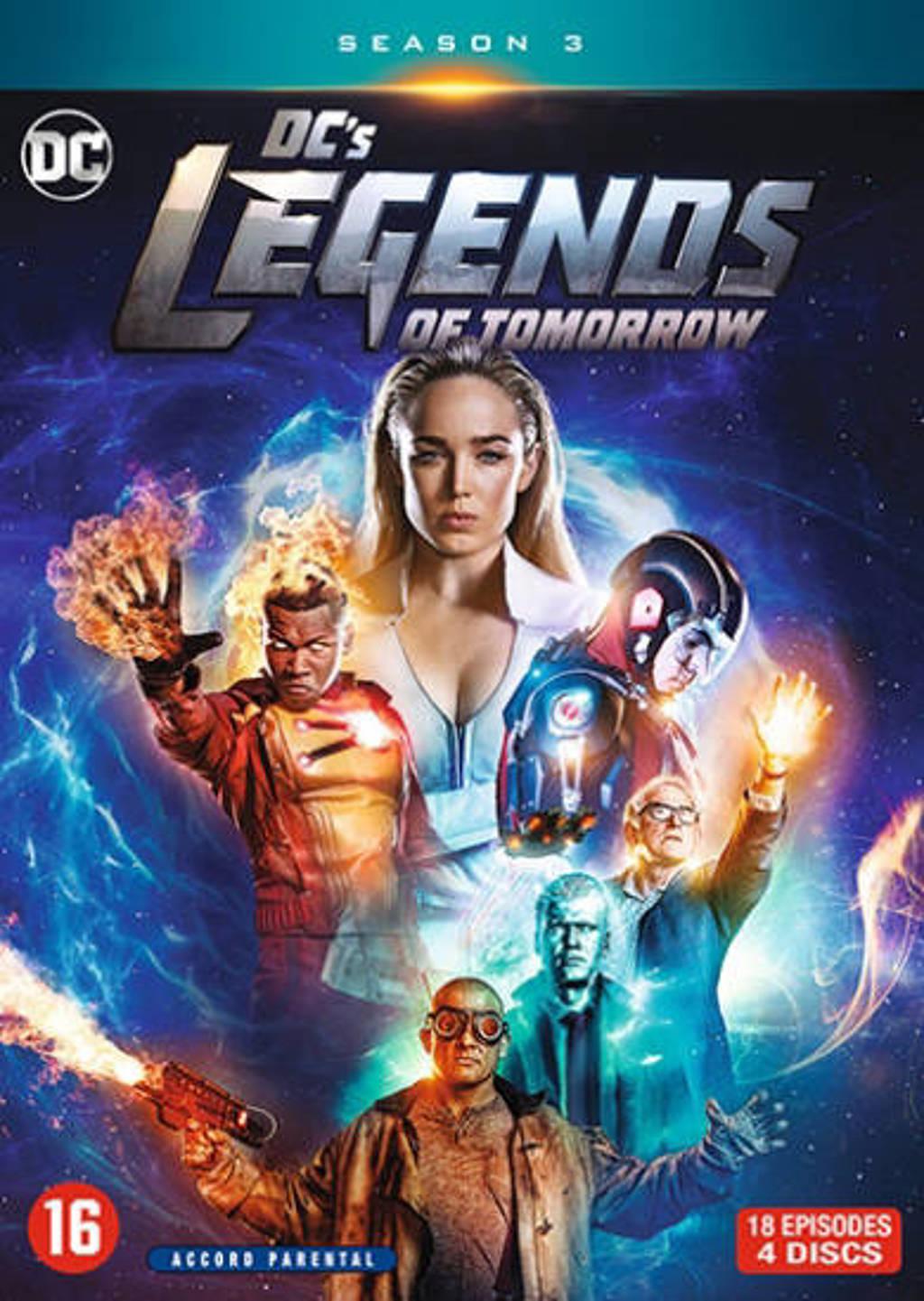 Legends Of Tomorrow - Seizoen 3 (DVD)