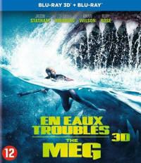The meg (3D) (Blu-ray)