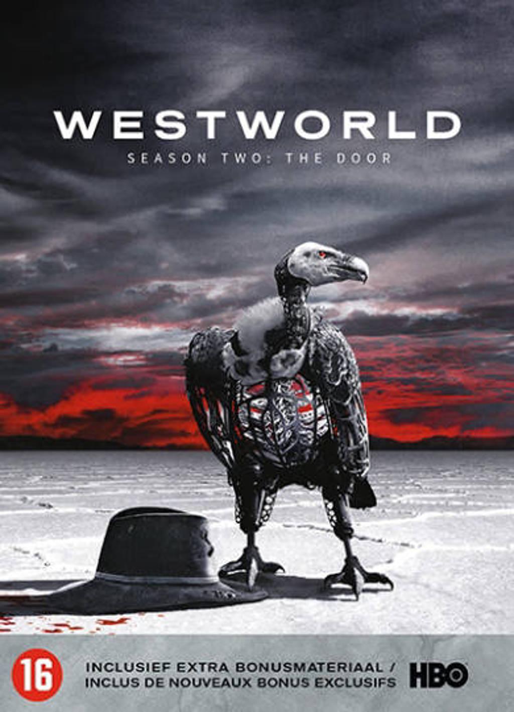 Westworld - Seizoen 2 (Limited edition) (DVD)