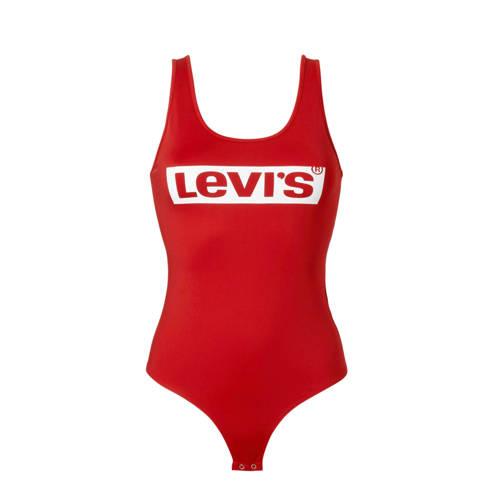 Levi's body rood kopen