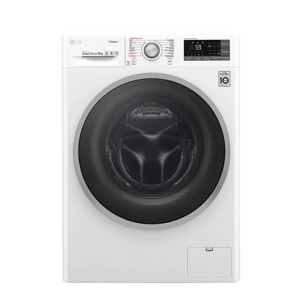 LG FH4J7VY1WD TWINWash wasmachine