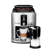 Krups EA82FE koffiemachine, Zilver