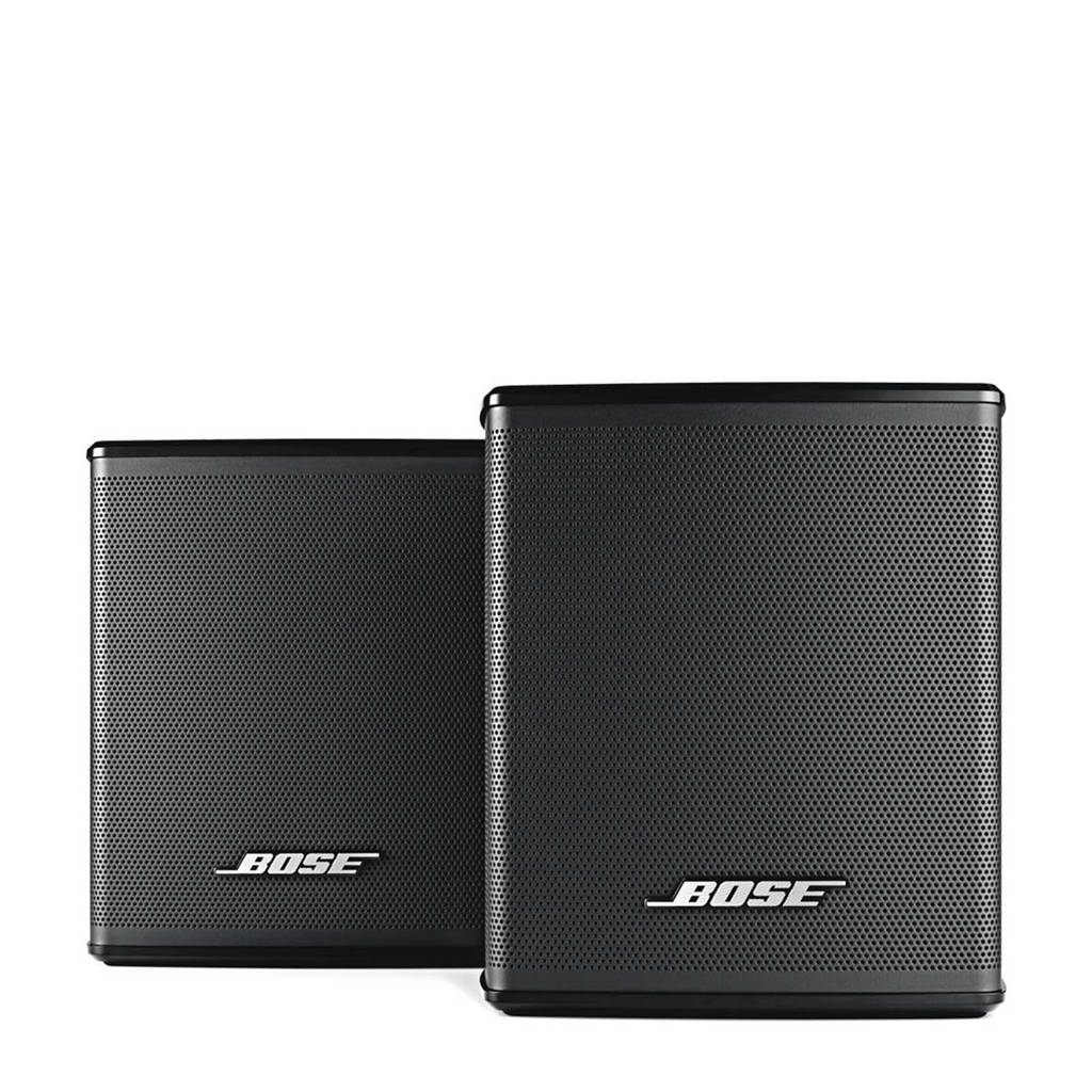 Bose Virtually Invisible 300 surround speakers, Zwart