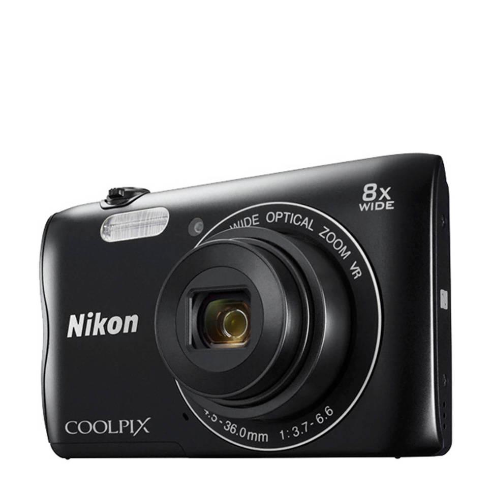 Nikon Coolpix A300 compact camera