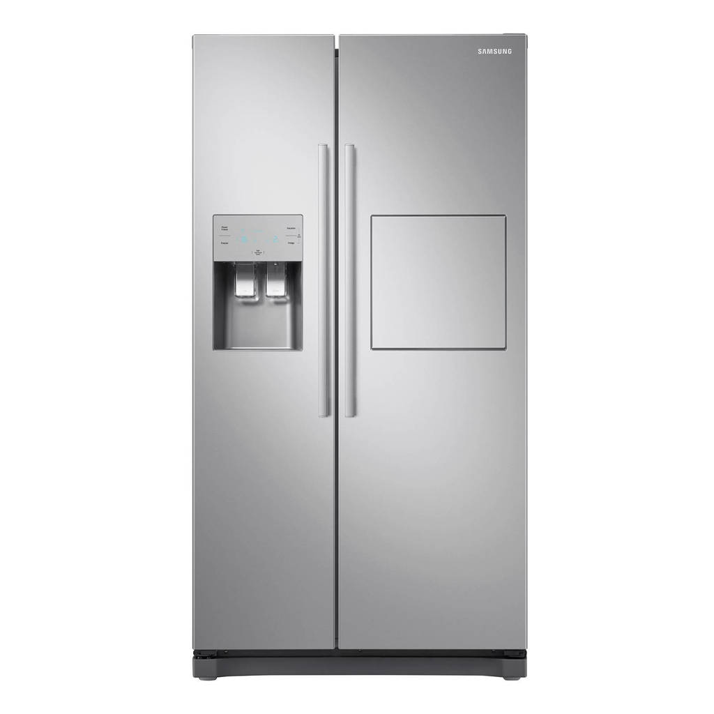 Samsung RS50N3903SA/EF Amerikaanse koelkast, Zilver