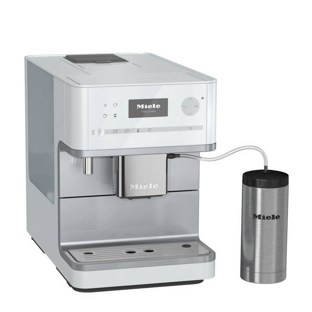 Miele CM6350 koffiemachine, Lotuswit