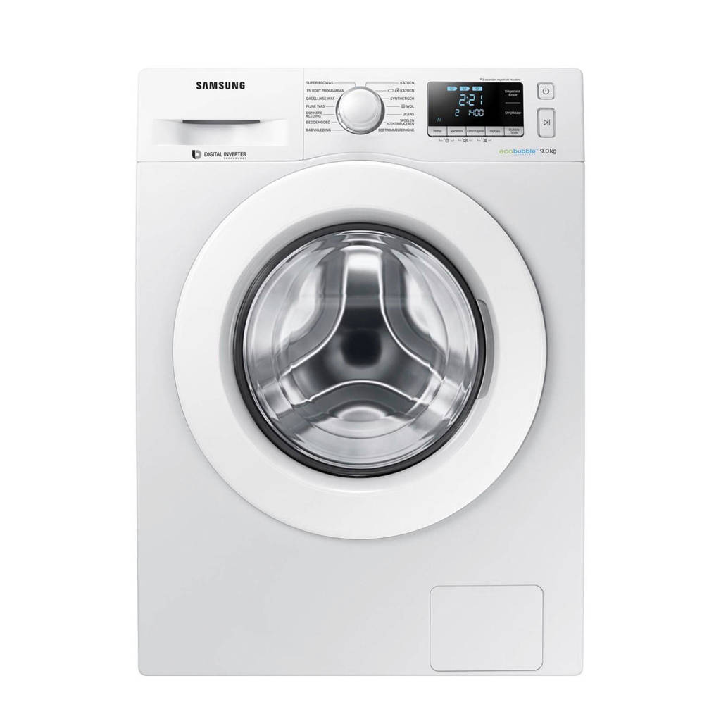 Samsung WW90J5426MW/EN EcoBubble wasmachine