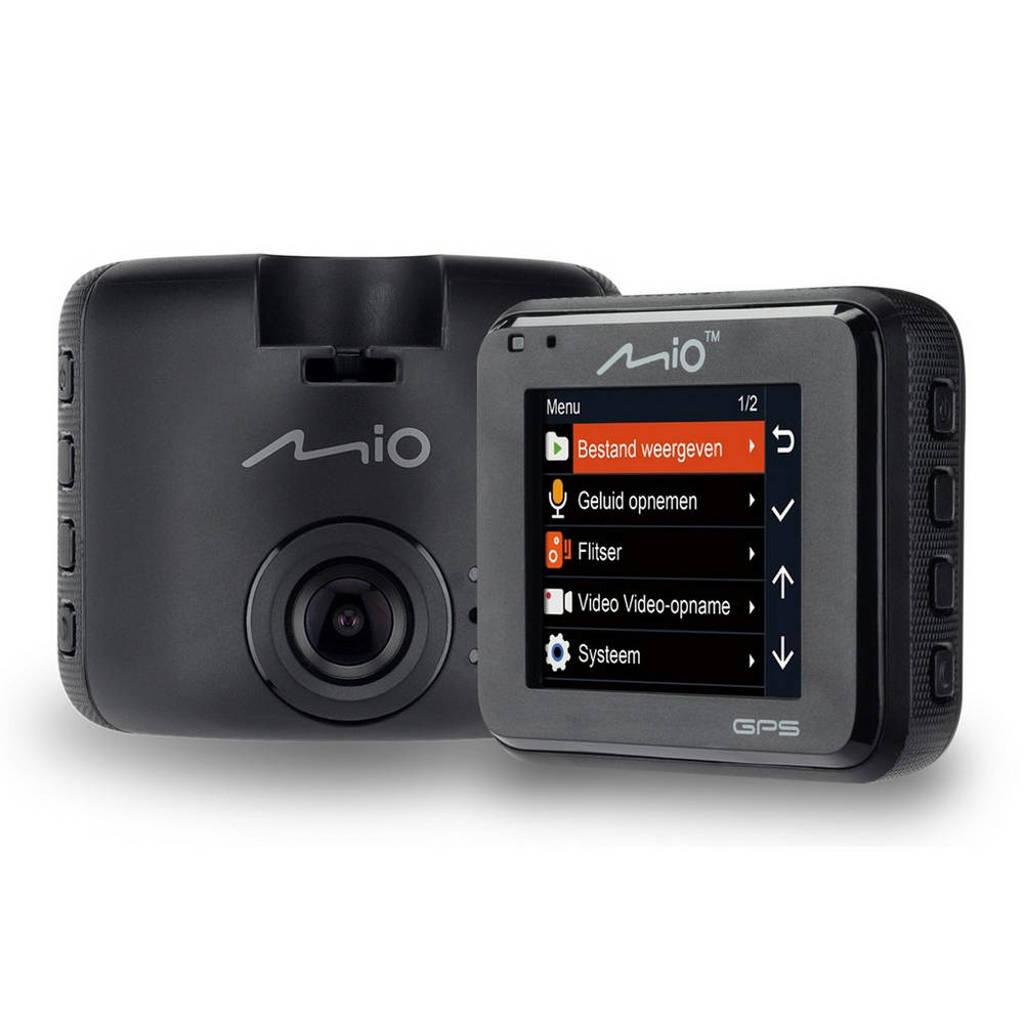 Mio MiVue C330 dashcam, Zwart