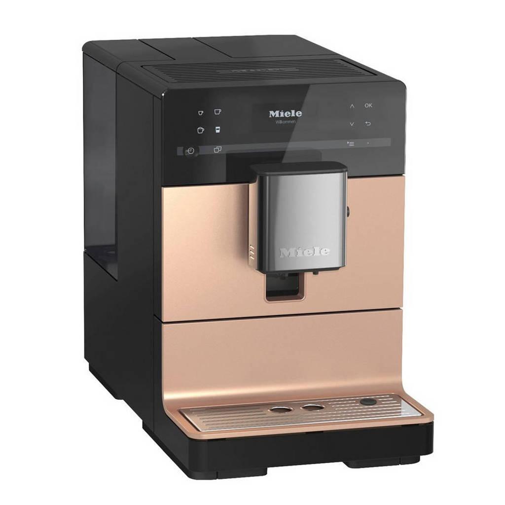 Miele CM5500 koffiemachine, roségoud