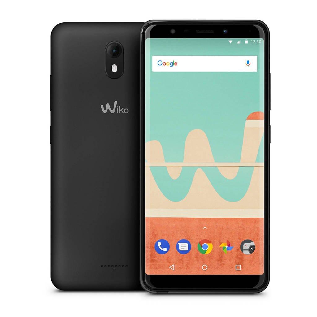 Wiko View Go Dual-SIM, Antraciet