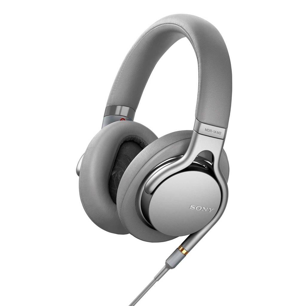 Sony MDR-1AM2S over-ear koptelefoon zilver, Zilver