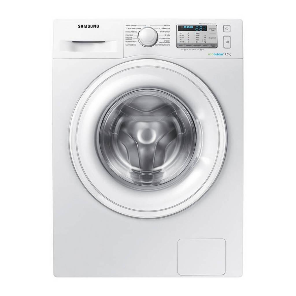 Samsung WW70J5525DA/EN Ecobubble wasmachine