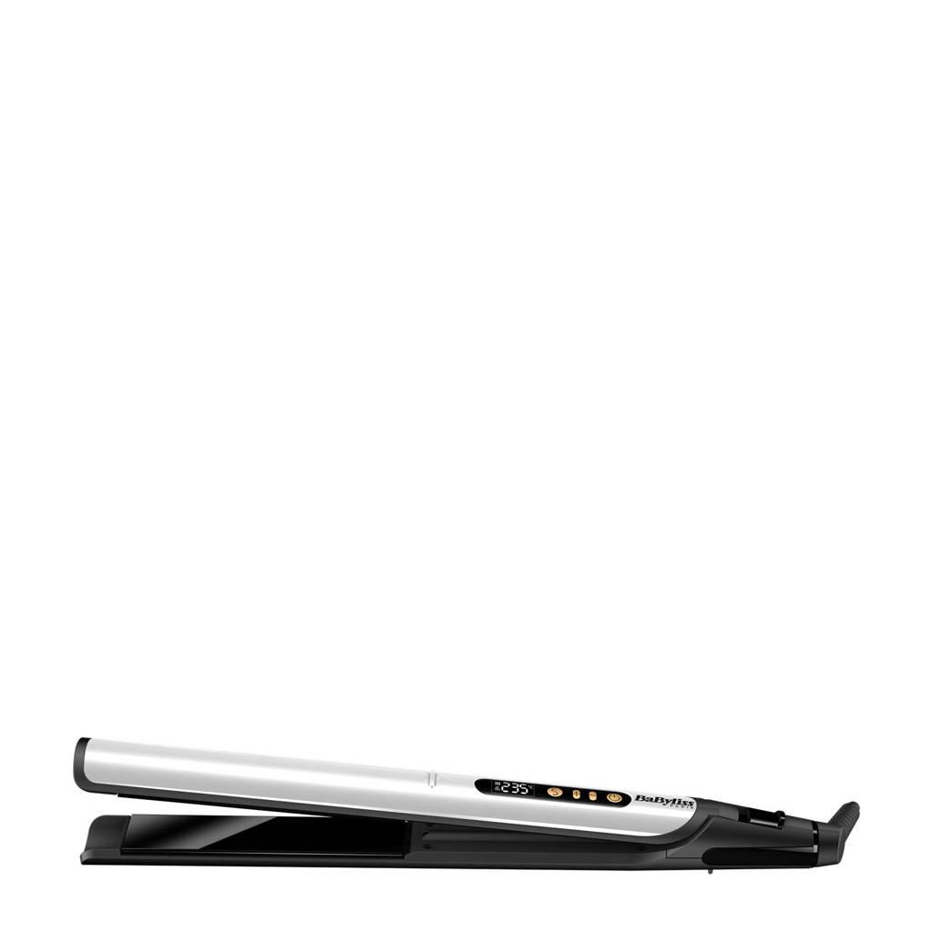 BaByliss ST455E Sensitive Sensor Protect keramische stijltang, Wit