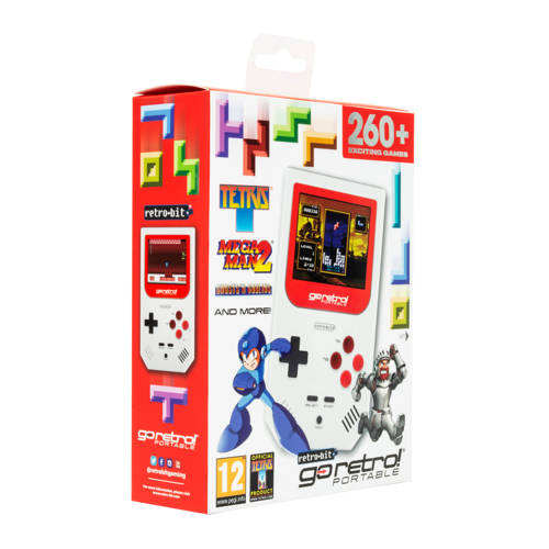 Retro-Bit Go Retro! portable kopen