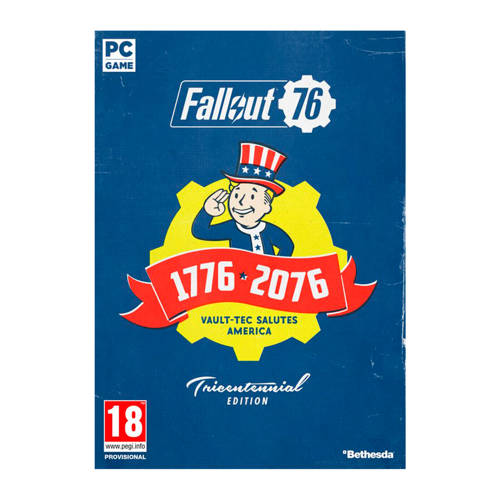 Fallout 76 Tricentennial edition (PC) kopen