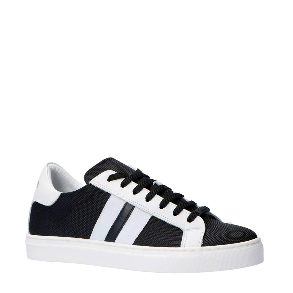 Antony Morato   sneakers zwart, Zwart/wit