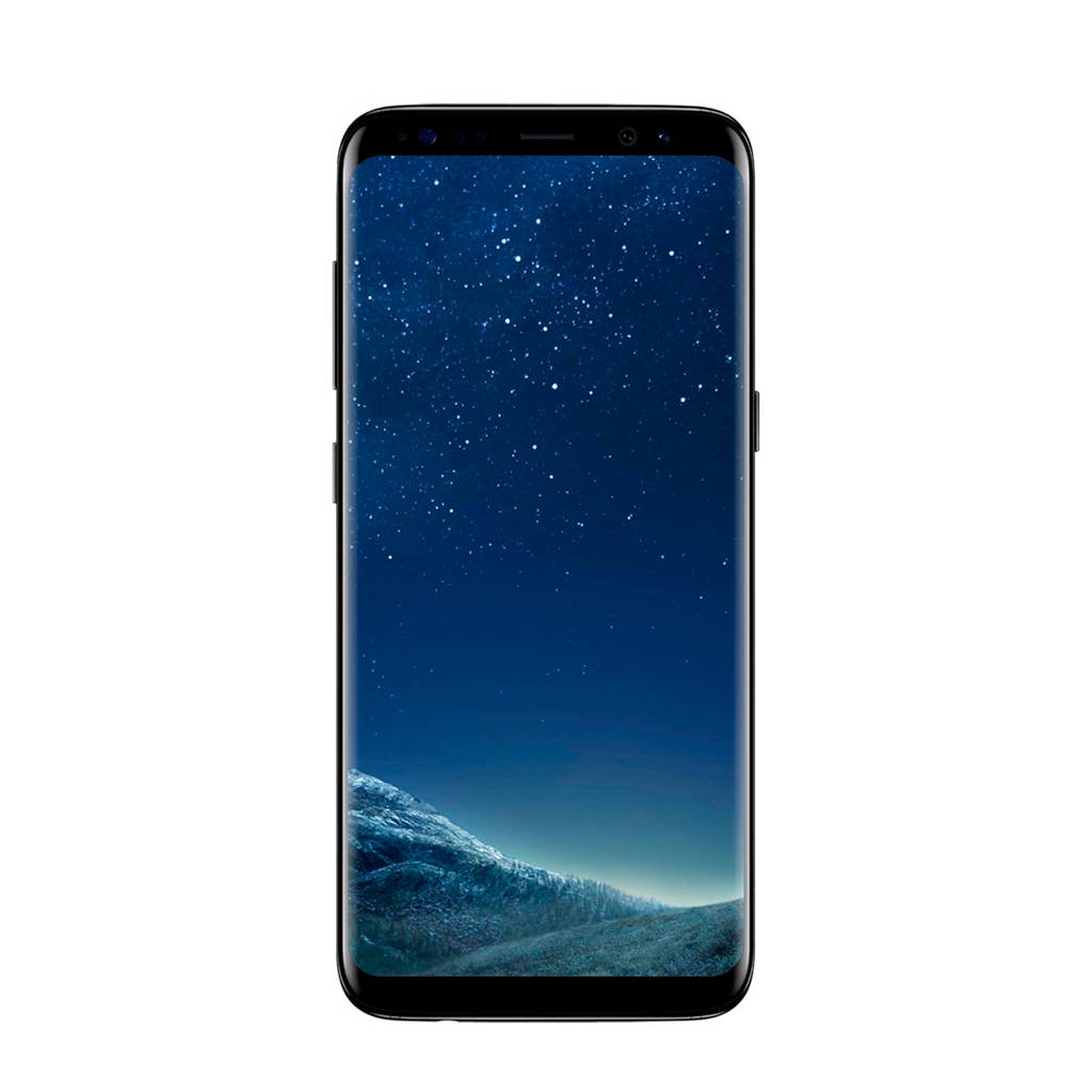 Samsung Galaxy S8, Zwart