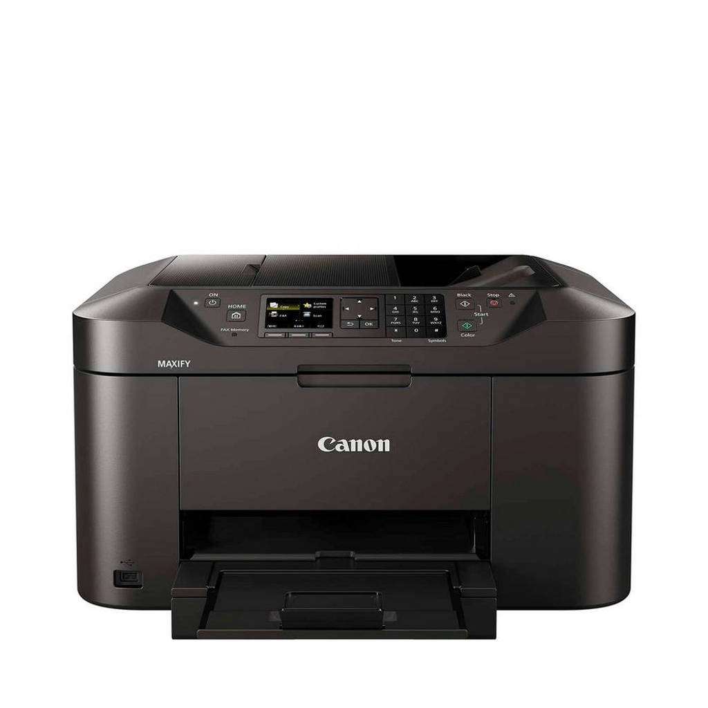 Canon MAXIFY MB2155 all-in-one printer, Zwart