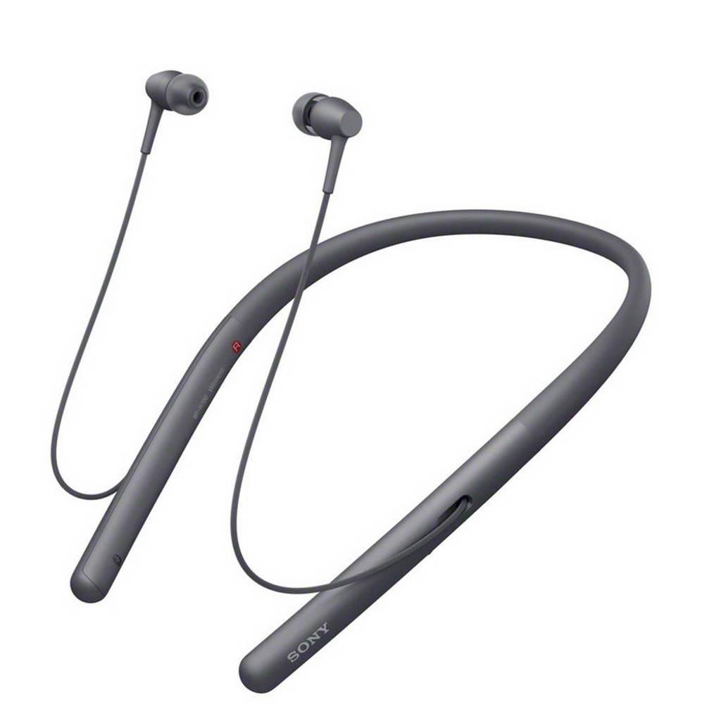 Sony On-ear bluetooth sport koptelefoon WI-H700 Zwart