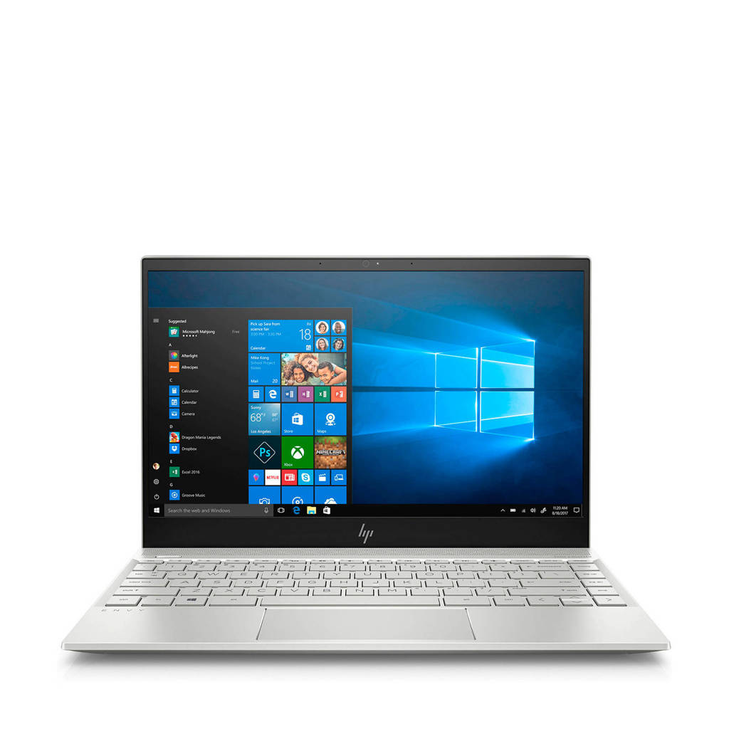 HP 13-AH1125ND laptop Envy, Zilver