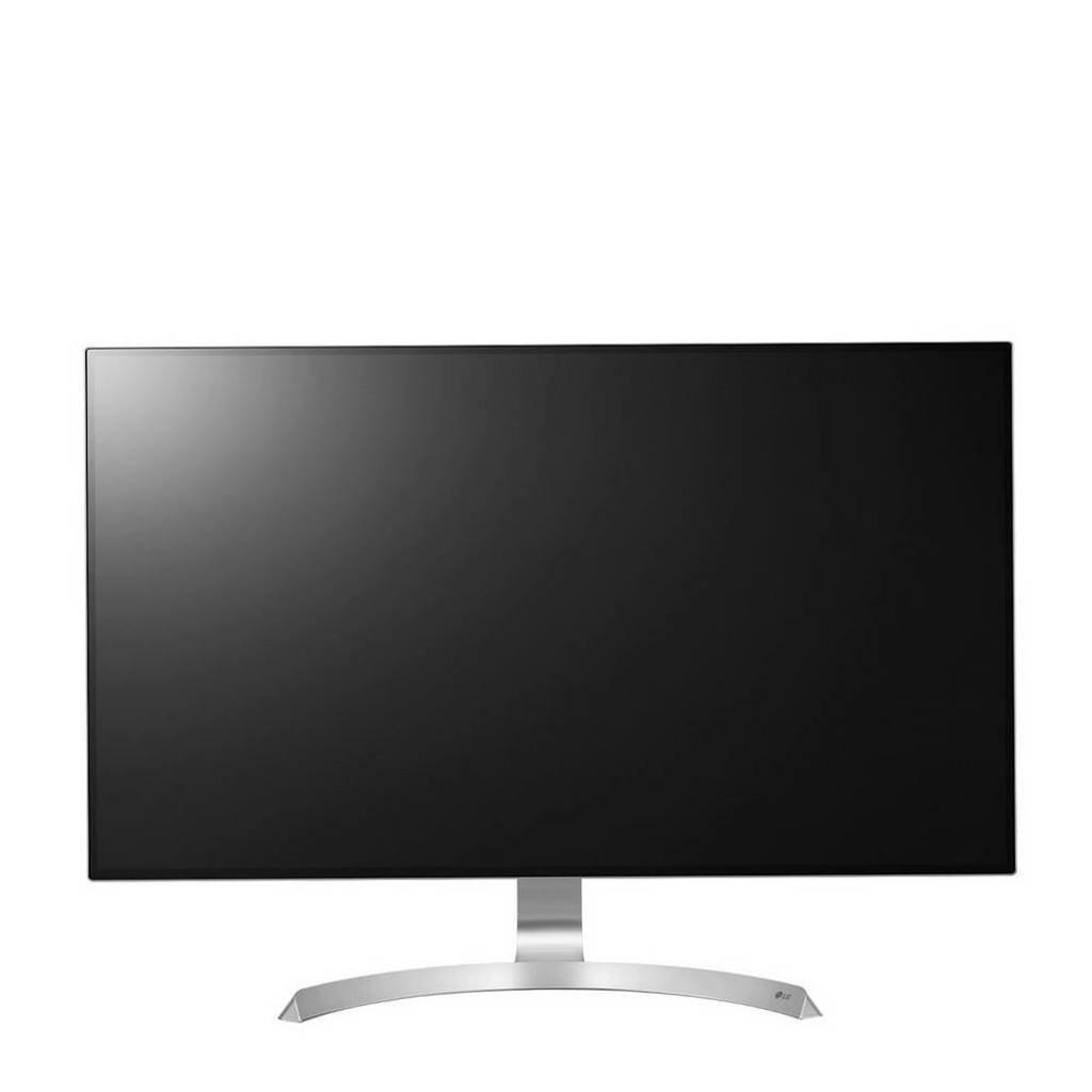LG 32UD99-W 31,5 inch 4K Ultra HD IPS monitor, Black,Silver,White